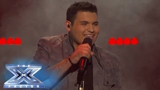 """Video Carlos Guevara Knows """"What's Going On"""" - THE X FACTOR USA 2013 download MP3, 3GP, MP4, WEBM, AVI, FLV Juli 2018"""