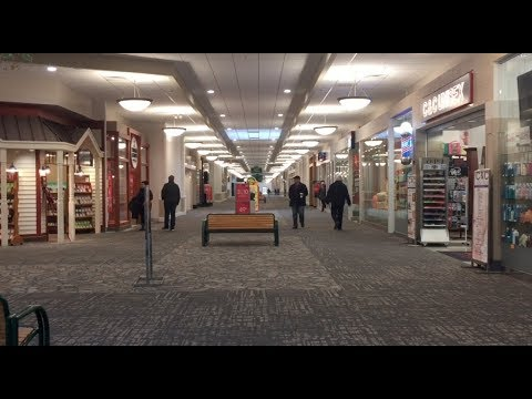 While Stores Close, Mall Owners Upgrade