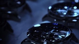 CASIO OCEANUS Brand Video
