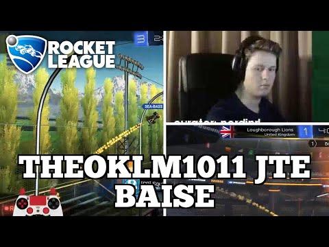 Daily Rocket League Moments: THEOKLM1011 JTE BAISE thumbnail