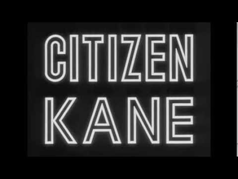 Citizen Kane (1941) -- Opening Sequence