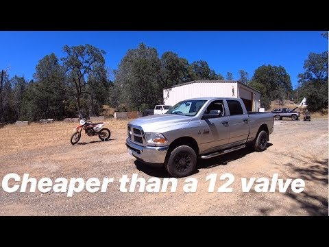 BOUGHT THE CHEAPEST 4TH GEN CUMMINS ON CRAIGSLIST    WAS IT WORTH IT?