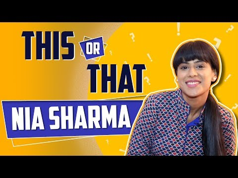 Nia Sharma: This Or That | Exclusive | India Forums thumbnail