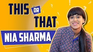 Nia Sharma: This Or That   Exclusive   India Forums thumbnail
