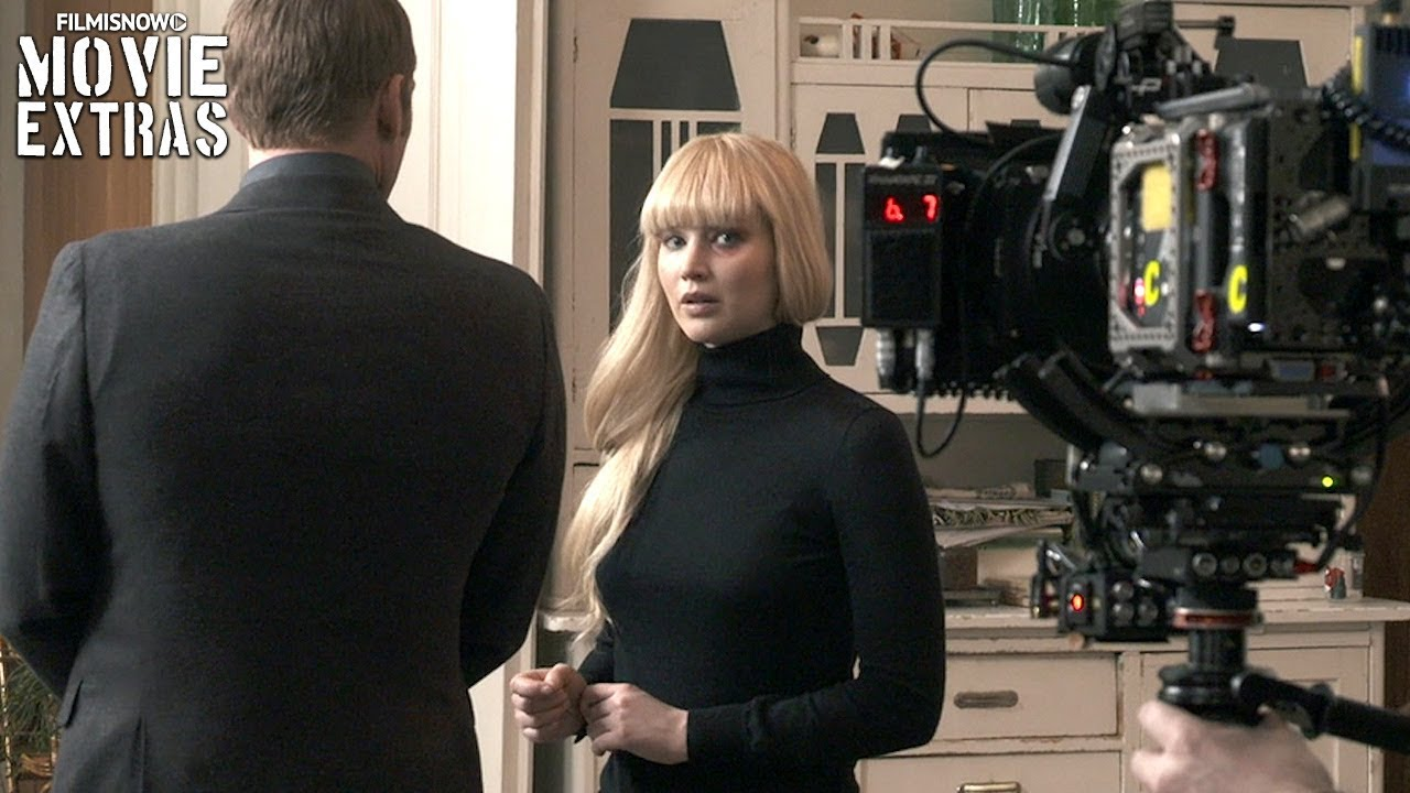 Go Behind the Scenes of Red Sparrow (2018) - YouTube
