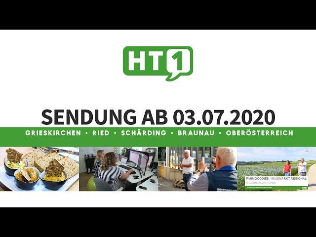 HT1 Sendung vom 03.07.2020