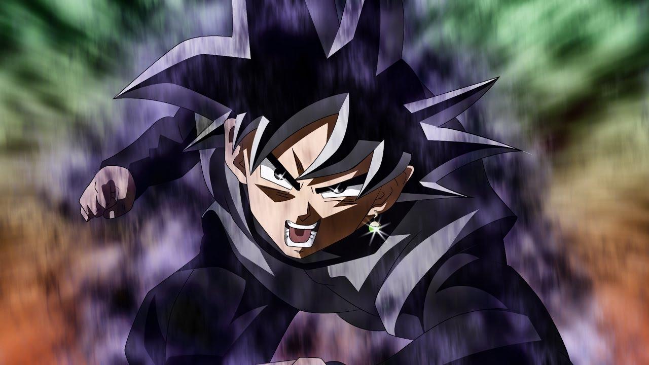 Godtenks Vs Goku Black Mono Teq 4k 60fps Goku Black Boss Battle Race Dbz Dokkan Battle Youtube