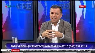 Haber Merkezi - Ebru Birçak & Barış Yarkadaş - 6 Kasım 2018 - KRT TV