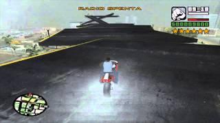 GTA san andreas - DYOM missione # 4 - Stuntman