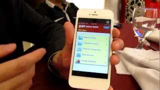bpi express mobile banking app preview check balance transact pay bills from your phone
