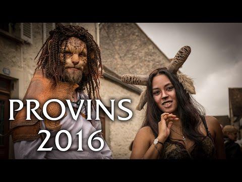 [Vlog] 33e Médiévales de Provins 2016