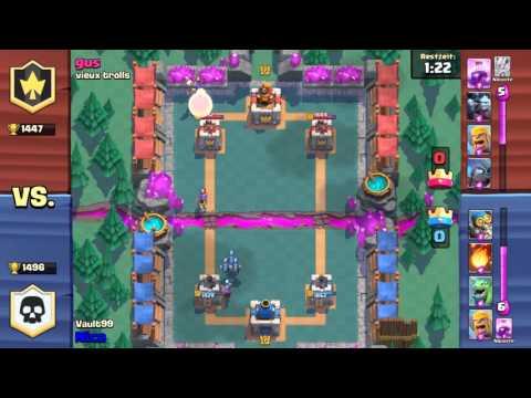 Clash Royale #3 Das Beste Deck!!!