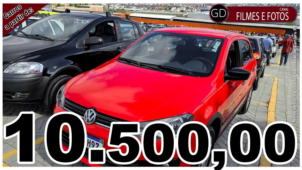 Feira  de Carros usados em Caruaru PE    Esse Preço???