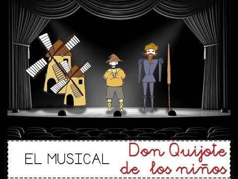 don-quijote-de-los-niños-el-cÓmic-musical