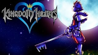 Kingdom Hearts Game Movie (All Cutscenes) HD 1.5 Remix 1080p