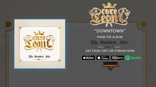 "CoreLeoni – ""Downtown"" (Official Audio)"