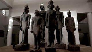 Le règne des pharaons noirs
