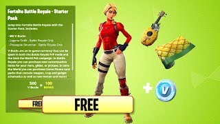 "How to Get ""LAGUNA STARTER PACK"" FREE in Fortnite! New ""LAGUNA STARTER PACK"" Leaked (Starter Pack 6)"
