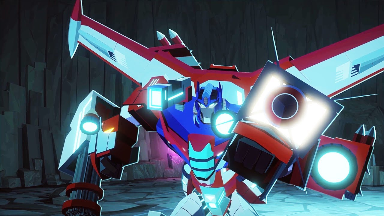 Have Allspark, Will Travel    Cyberverse   Full Episodes   Transformers Official