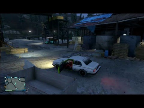 GTA V online Money lobby fun with a modder Merry dropmass (PS3)