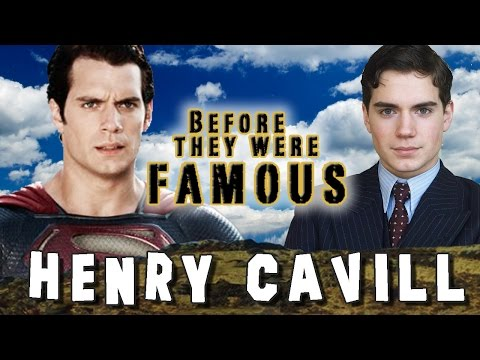 HENRY CAVILL - Before They Were Famous