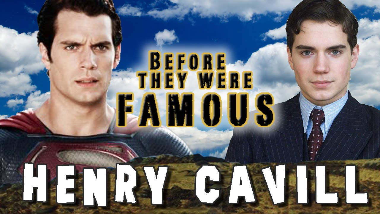 The Internet's Wishing Henry Cavill A Happy Birthday