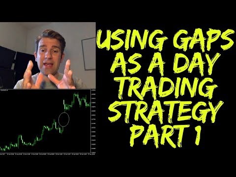Using Gaps as a Day Trading Strategy Part 1 👌