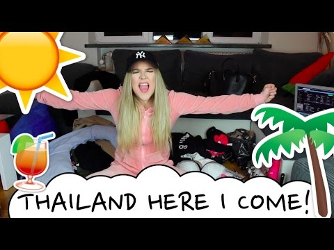 PACKA MED MIG TILL THAILAND