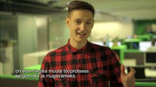 """Tööinspektsiooni auhinna """"Hea töökeskkond 2016"""" laureaat Saku Metall"""
