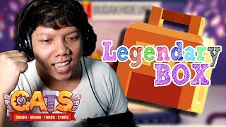 🌟 PERTAMAX BUKA LEGENDARY BOX | C.A.T.S CRASH ARENA TURBO STARS INDONESiA