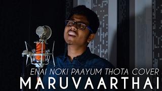 Download Hindi Video Songs - Maruvaarthai | Acoustic Cover | Enai Noki Paayum Thota | Vignesh Nayagam