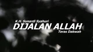 Sunardi Sahuri, KH