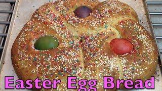 Easter Egg Bread Cheekyricho Tutorial