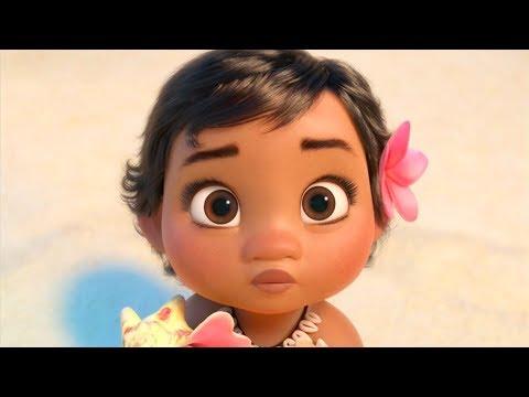 Oceania - Baby Vaiana - Clip dal film