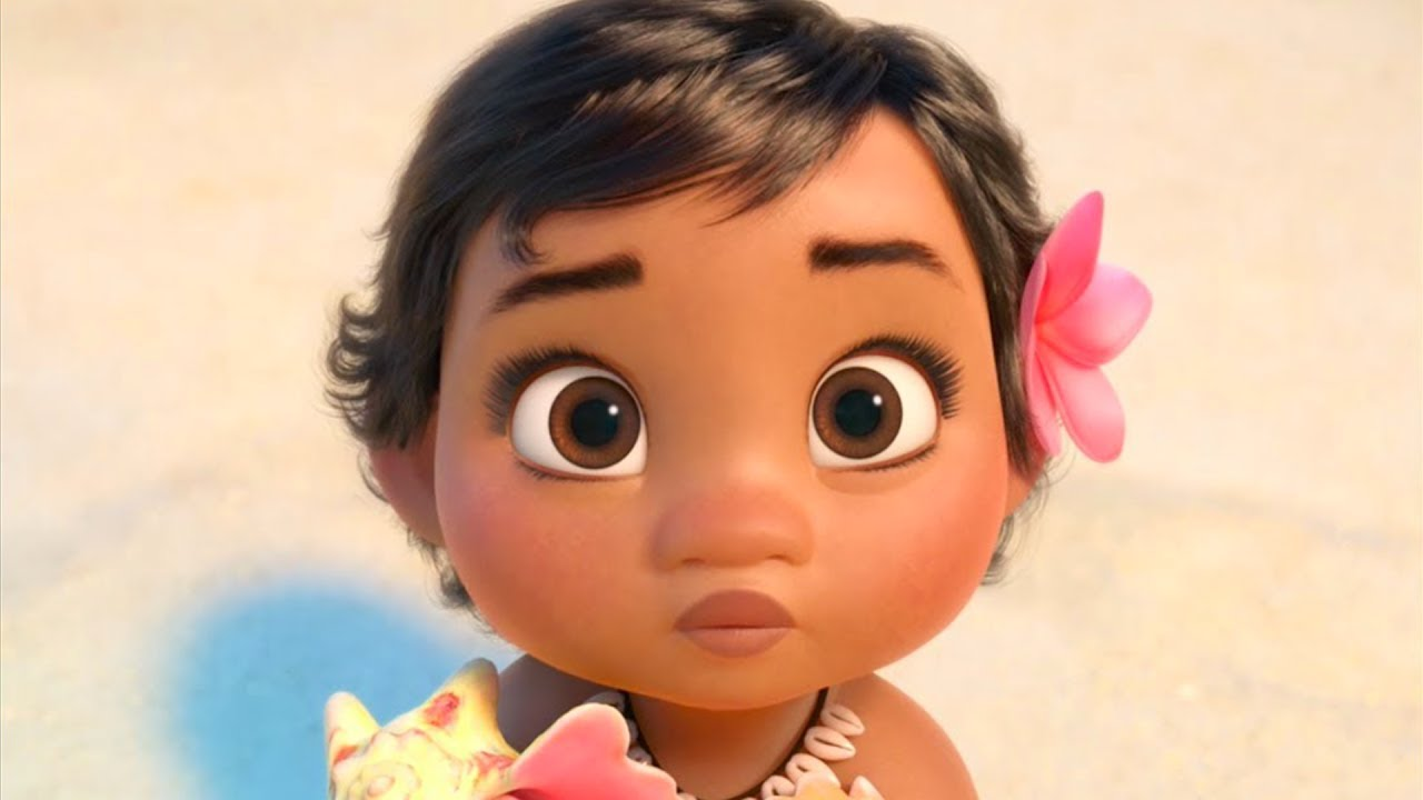 Live Wallpaper In 3d Free Download Oceania Baby Vaiana Clip Dal Film Youtube