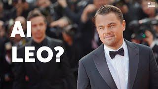 Will Leonardo DiCaprio lose his job to deepfakes?