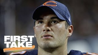 Stephen A. Smith Not Ready To Change His Mind On Bears' QB Mitchell Trubisky | First Take | ESPN thumbnail