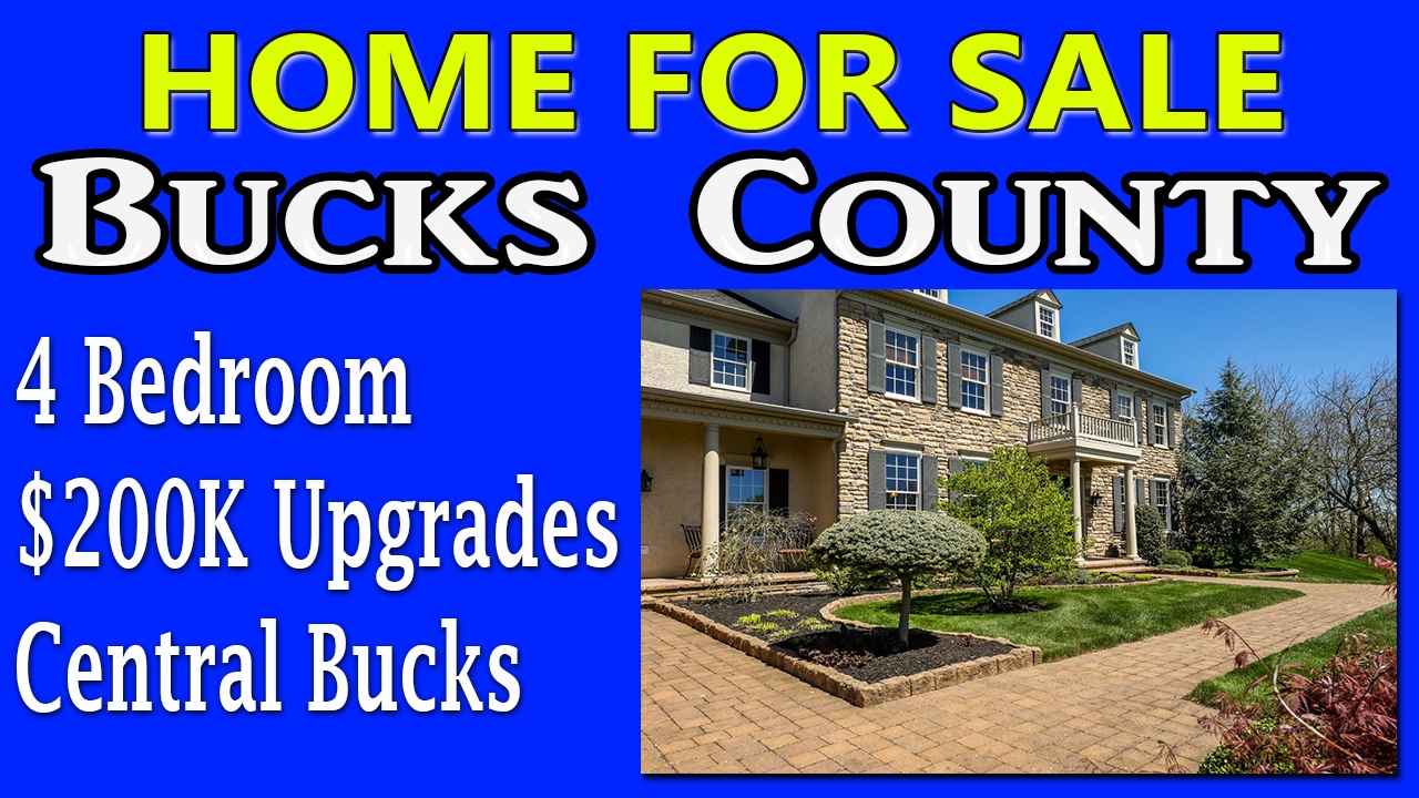 home for sale 4 bedroom estates of hilltown 1012 azlen ln chalfont pa 18914 bucks county real