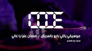 محمد عبد السلام موسيقي ياللي بايع بالعريض صعبان عليا يا غالي ريمكس 2018 THARWAT
