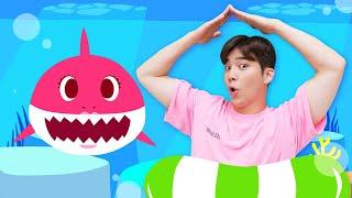 Baby Shark Dance | Sing and Dance! | Animal Songs | Songs for kids & children