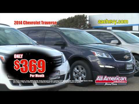 All American Chevrolet - Red, White & Blue Savings