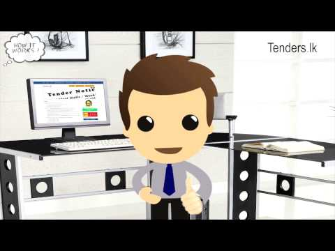 What is Tenders.lk and How it works - Tenders Lanka Pvt Ltd