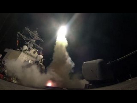 US airstrike in Syria a challenge to Russia, Iran in Middle East?
