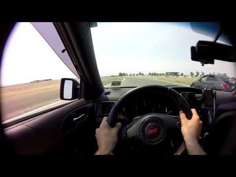 2013 Subaru WRX STI - Buttonwillow Raceway Park