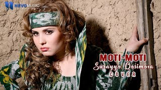 Surayyo Qosimova - Moti-moti (cover version)