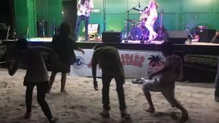 miami band - haute tension - -tv- - live - miami beach june 21, 2019