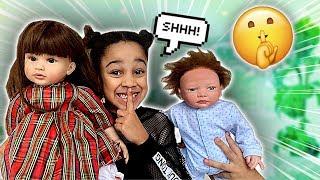 Cali's Babies Play Hide & Seek | FamousTubeKIDS