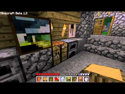 how to craft a bed in minecraft alpha