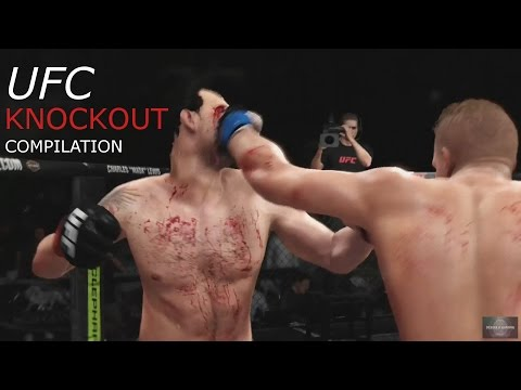 UFC   Knockout Compilation