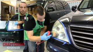 Automotive Detailing Training Seminar - March 2015